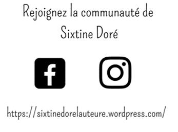 Rejoignez la communauté de Sixtine Doré